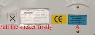 Temperaturjustering for vanndispenseren